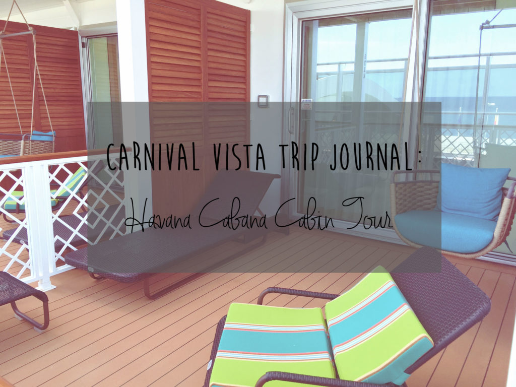 Sunglasses And Umbrella Drinks Carnival Vista Review